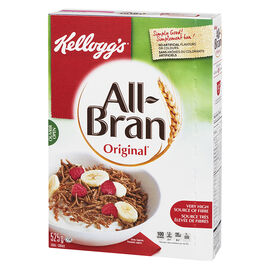 Kellogg's All-Bran Cereal - Original - 525g
