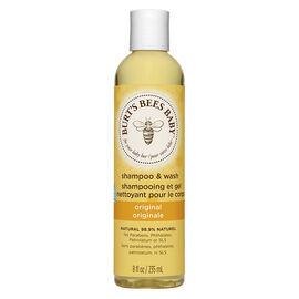 Burt's Bees Baby Bee Shampoo & Wash - 236ml