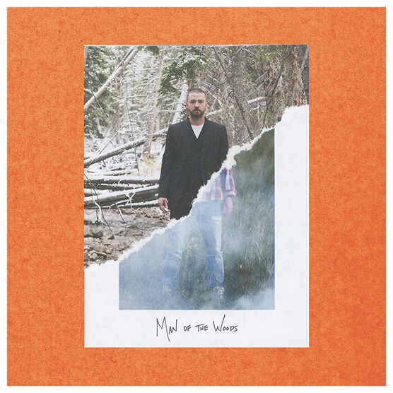 Justin Timberlake Man of the Woods - CD