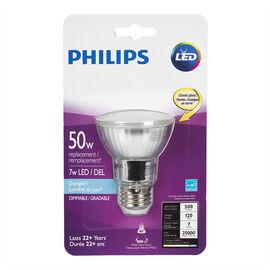 Philips PAR20 LED - Daylight - 50w