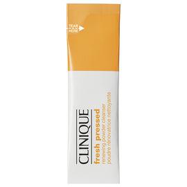 Clinique Fresh Pressed Pure Vitamin C 5% Daily Multi-Potent Powder Cleanser - 28s