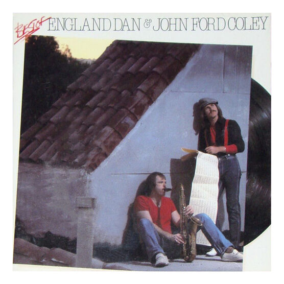 England Dan and John Ford Coley - Best of England Dan and John Ford Coley - CD