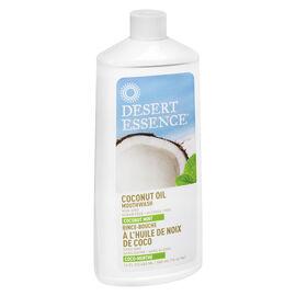 Desert Essence Coconut Oil Mouthwash - Coconut Mint - 480ml
