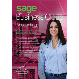 Sage Business Cloud Accounting: Canadian Edition - CS118ACRT