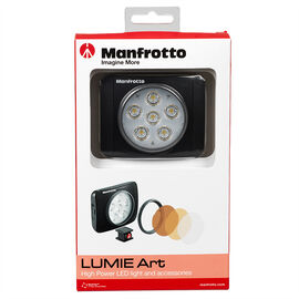 Manfrotto LUMIE Art 6 LED - MLUMIEARTB