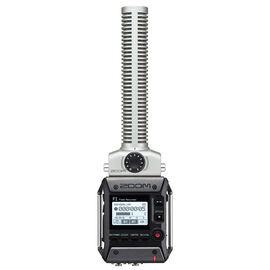 Zoom F1 Field Recorder + Shotgun Mic - ZF1SP