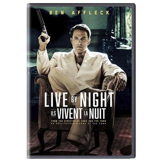 Live By Night - DVD