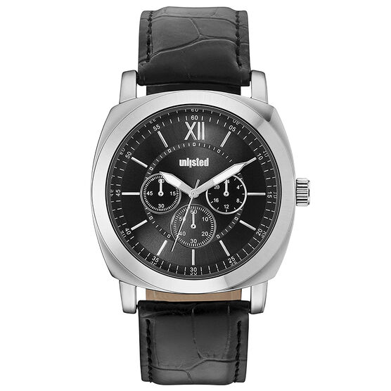 Unlisted by Kenneth Cole Men's Chronograph Watch - 10031957