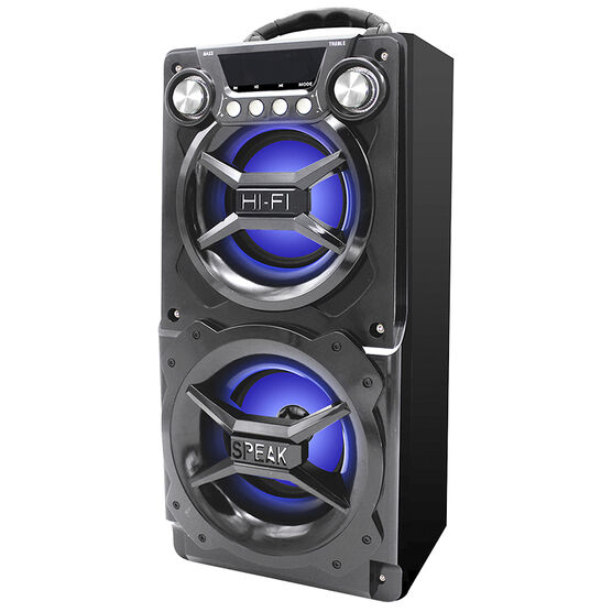 Sylvania Bluetooth Speaker - Black - SP328BLACK