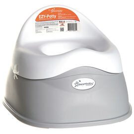Dreambaby EZY Potty with Removable Bowl - Grey