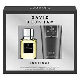 David Beckham Instinct Fragrance Set - 2 piece