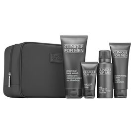Clinique Great Skin For Him Set - 4 piece