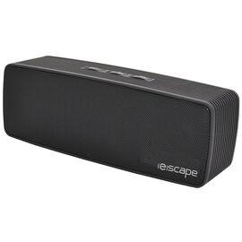 Escape Bluetooth Stereo Speaker - Black - SPBT924