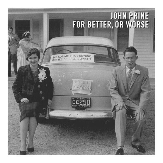 John Prine - For Better or Worse - Vinyl