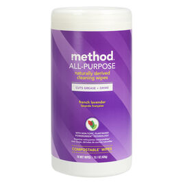 Method All-Purpose Cleaning Wipes - French Lavender - 70s