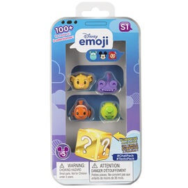 Emoji Mini Chat Pack - Disney - 5 pack