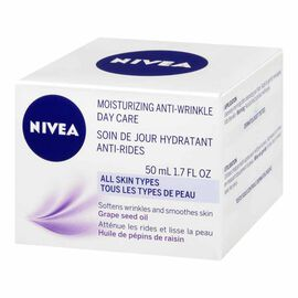 Nivea Visage Moisturizing Anti-Wrinkle Day Care - 50ml