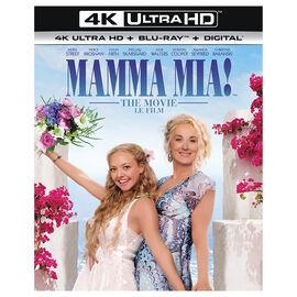 Mamma Mia! The Movie - 10th Anniversary Edition - 4K UHD Blu-ray