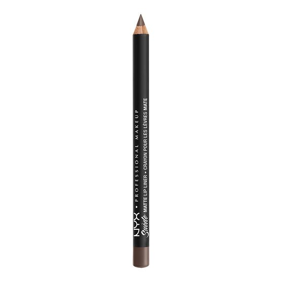 NYX Professional Makeup Suede Matte Lip Liner - Brooklyn Thorn