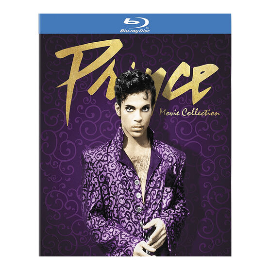 Prince Movie Collection - Blu-ray