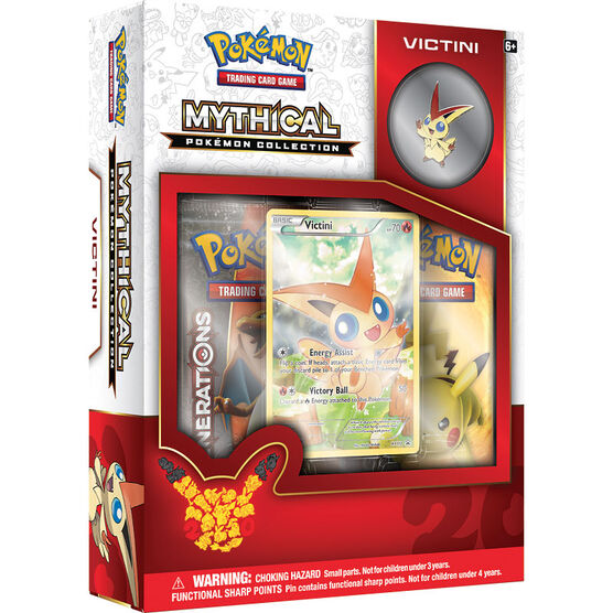 Pokemon Mythical Collection - Victini