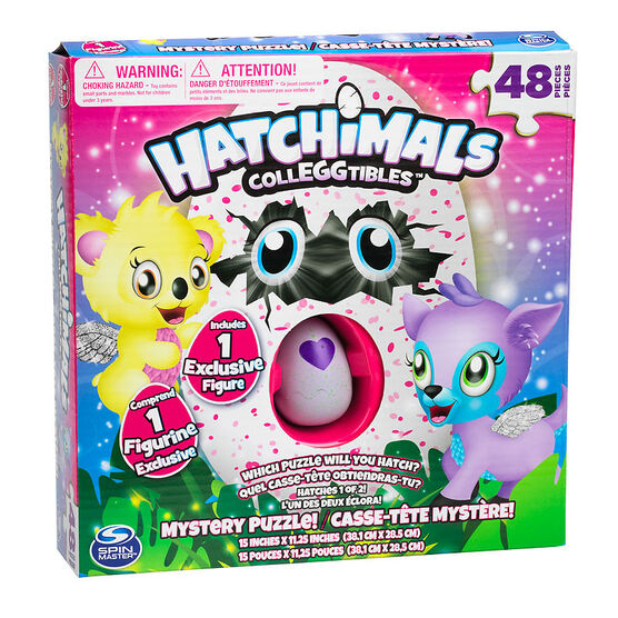 Hatchimals Mystery Puzzle