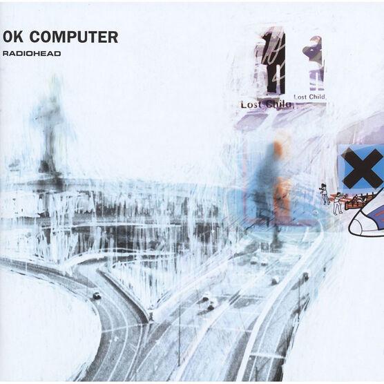 Radiohead - OK Computer - 2 LP Vinyl