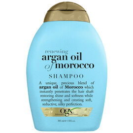 OGX Renewing Moroccan Argan Oil Shampoo - 385ml