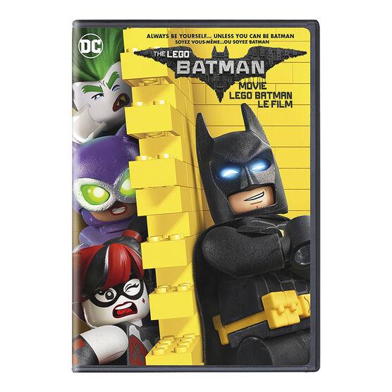 The LEGO Batman Movie - DVD