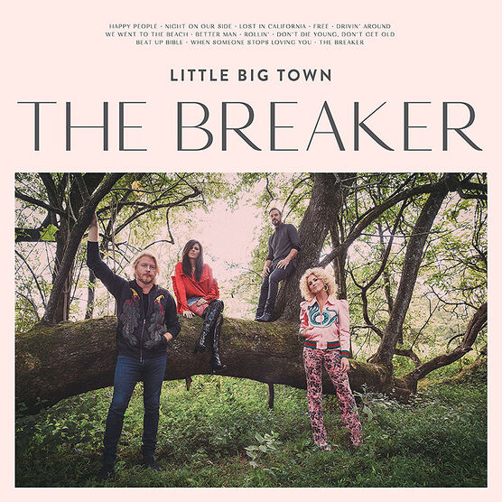 Little Big Town - The Breaker - CD