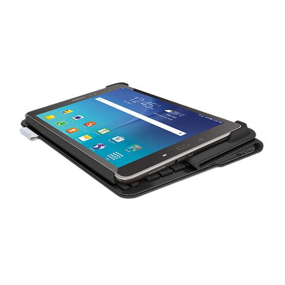 Logitech Type-S Keyboard Case for Samsung Galaxy Tab A 9.7 - Carbon Black - 920-007546