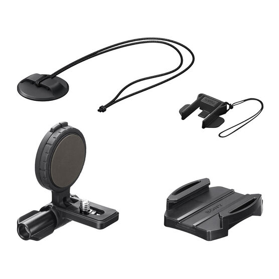 Sony Helmet Side Mount - VCT-HSM1