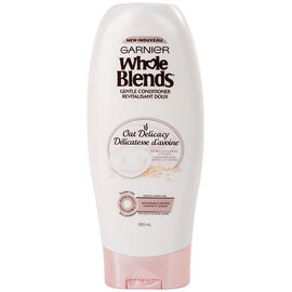 Garnier Whole Blends Gentle Conditioner - Oat Delicacy - 650ml