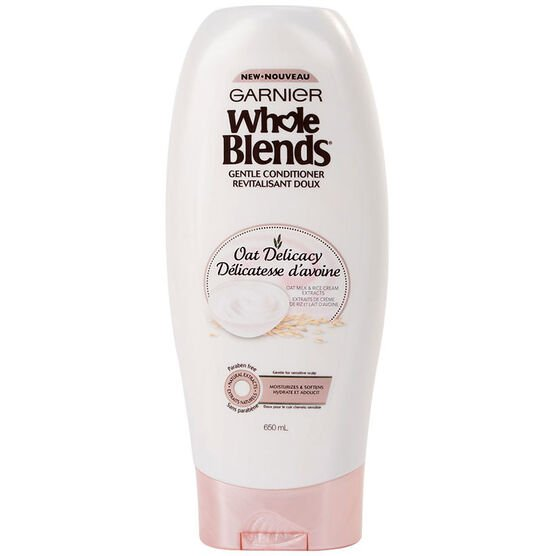 Garnier Whole Blends Gentle Conditioner - Oat Delicacy