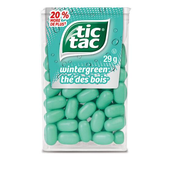 Tic Tac - Wintergreen - 29g