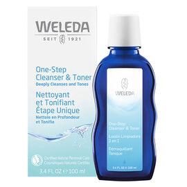 Weleda One Step Cleanser & Toner - 100ml