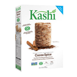 Kashi Cocoa Spice Cereal - 456g