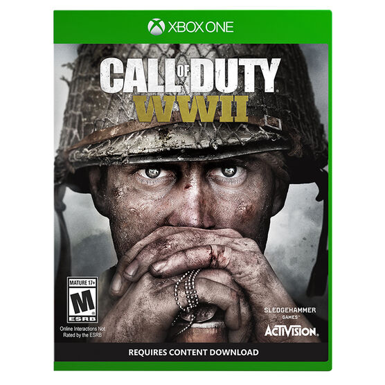 Xbox One Call of Duty - World War 2