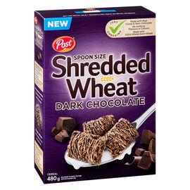 Post Shredded Wheat - Dark Chocolate - 480g