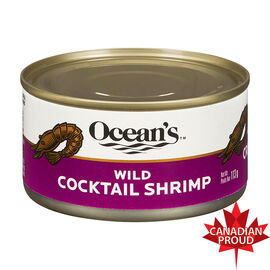 Ocean's Wild Cocktail Shrimp - 113g