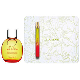 Clarins Eau des Jardins Feel-Good Treatment Fragrance Set - 3 piece