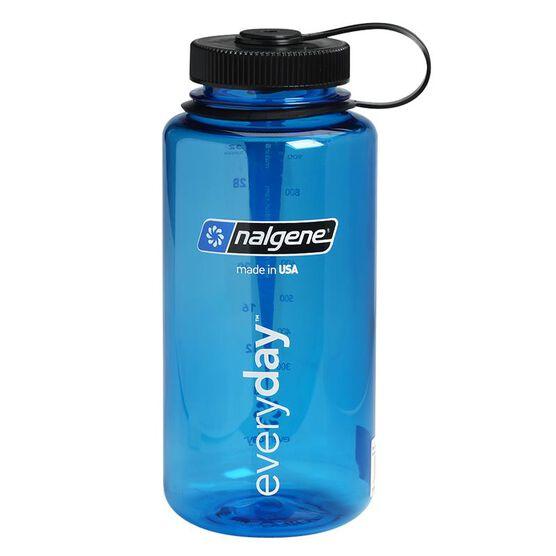 Nalgene Widemouth Bottle - Blue - 1L