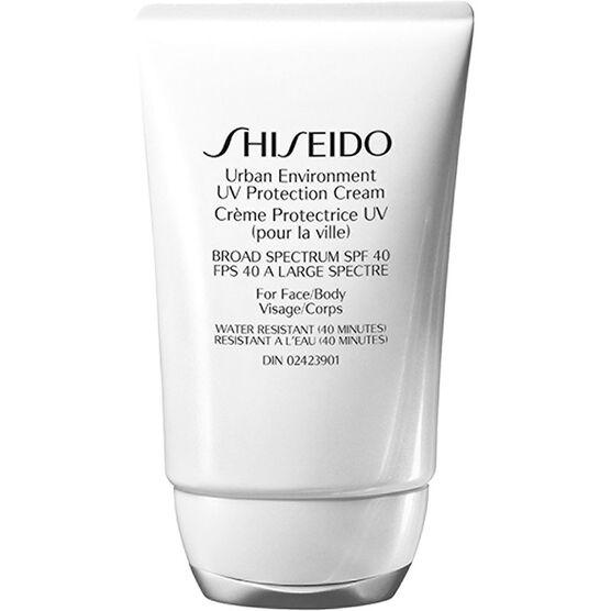 Shiseido Urban Environment UV Protection Cream SPF 40 - 50ml