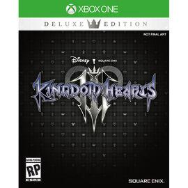 PRE ORDER: Xbox One Kingdom Hearts 3 - Deluxe Edition