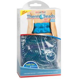 ProActive Therm-O-Beads Hot/Cold Back Wrap - 740-804