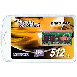 Transcend 512 SO DDR2  PC 667 - TS667N2-512