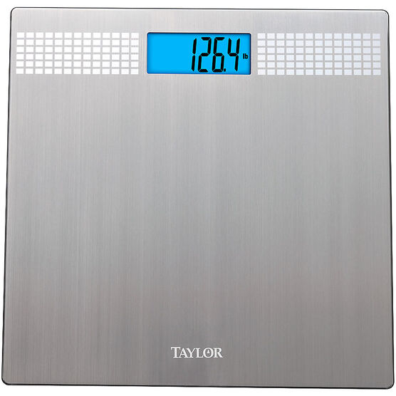 Taylor Glass and Steel Accu-Glo Scale - 7407EF