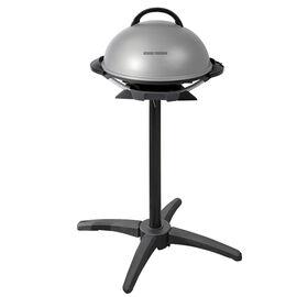 George Foreman Indoor/Outdoor Grill - Grey/Black - GFO240SC