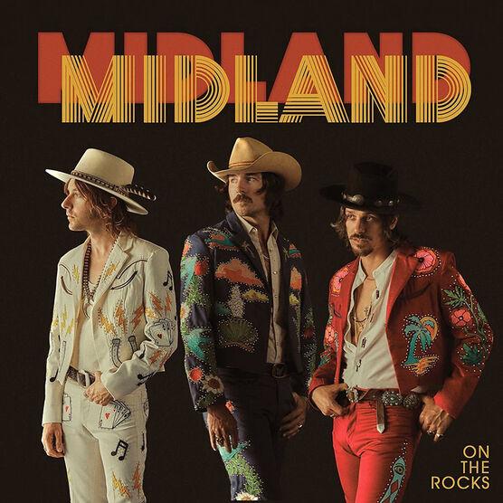 Midland - On The Rocks - CD