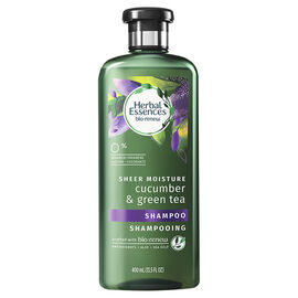 Herbal Essences bio:renew Sheer Moisture Cucumber & Green Tea Shampoo - 400ml
